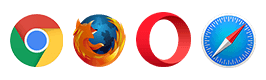 Recent Popular Browsers
