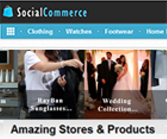 Shopping Hub - a Social Commerce Theme